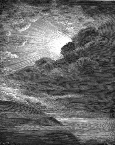 Creation of Light, by Gustave Doré